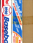 1987 1990 1992 Topps Baseball Card Complete Box set Collection FACTORY SEALED