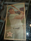1968 Topps Large Poster Mickey Mantle New York Yankees