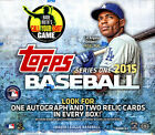 2015 Topps Series 1 Hobby Jumbo Baseball Unopened Factory Sealed Box 10 Packs