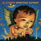 American Scream by P.J. Olsson (CD Oct-2007 CBS Records) SEALED NEW cut out hole