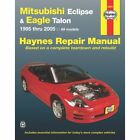 Haynes Repair Manual New Mitsubishi Eclipse Eagle Talon 1995-1998 68031