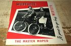 1950s  MOBYLETTE MOPED SCOOTER Orig Sales Brochure