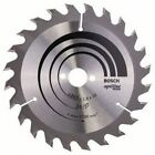 Bosch 2608641171 Circular Saw Blade 160mm x 20mm x 24T Optiline Wood Cut