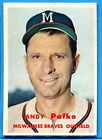 Andy Pafko Cards and Autograph Memorabilia Guide 13