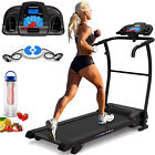 XM PRO III TREADMILL Manual Incline Electric Motorised Folding Running Machine