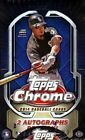 2014 Topps Chrome Hobby Baseball Unopened Factory Sealed Box 24 Packs