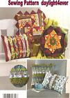 Decorative Pillows Origami-Like Design Simplicity Sewing Pattern 1340 New