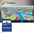 Kudos 3D North America Map+Free 4GB SD Card For 2 Din 7
