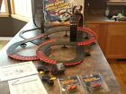 Tyco Super Dooper Double Looper set with 2 New Cars
