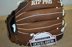 Franklin Sports RTP Pro Series Pigskin Fielding Glove NWT LHT Outfielder 12