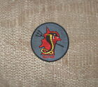 VIETNAM WAR PATCH-US 1st PLATOON -235th HELICOPTER ASSAULT CO. SATAN