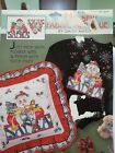 Daisy Kingdom 1993 No Sew Applique Christmas Armful of Joy 6363