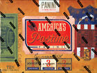 2 BOX LOT 2013 PANINI AMERICA'S PASTIME SEALED HOBBY BASEBALL BOXES FREE SHIP