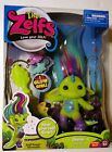 NEW The Zelfs Dino Deeno Large Zelf - I Glow Girl- Doll Brand New Hard to find