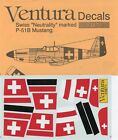 Ventura Decals 1:48 Swiss