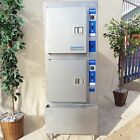 CLEVELAND CONVECTION STEAMER Electric 208v 3 Ph  24CEA10 Oven 10 Pan Floor Model