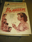 LE PLAISIR ORIG US ONE SHEET MOVIE POSTER MAX OPHULS JEAN GABIN