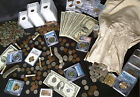 Estate Lot Sale  Old US Coins  GOLD 999 SILVER CURRENCY PROOF SET PCGS