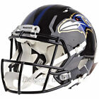 BALTIMORE RAVENS Riddell Speed NFL Authentic Football Helmet