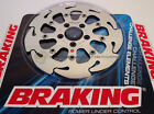 FOR HARLEY DAVIDSON FXSTS 1340 SPRINGER SOFTAIL 1993 93 FRONT BRAKE ROTORS FLOAT