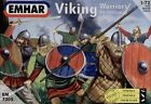 Toy Soldiers Viking Warriors 50 Unpainted Plastic Figures Emhar 1/72 Scale