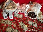 Estate Lot Sale  Old US Coins  Gold Silver Currency Proof Ancient