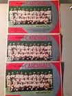 St. Louis Cardinals (1)1950 & (3) 1952 Scorecards w Jackie Robinson On Roster !