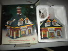 Heartland Valley Village Deluxe  DRUG STORE O'WELL Porcelain Lighted House