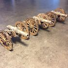 conte playset tssd barzso resin cannons lot of 3