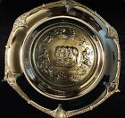 Waterloo Medal Salver Sterling Silver Pistrucci No. 20 of 150 Issued - RARE