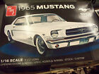 AMT 1965 FORD MUSTANG 1/16 SCALE MODEL KIT NEW!!