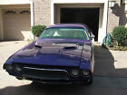 Dodge  Challenger 383 440 1973 dodge challenger 440 727 a t benefiting the wounded warrior heros need