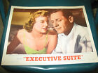 EXECUTIVE SUITE/ORIG. 11X14 LOBBY CARD   (WILLIAM HOLDEN/JUNE ALLYSON)