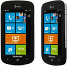 Samsung Focus i917 Unlocked GSM Black Smartphone Refurbished Windows Phone