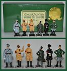 Country Glossy German Officers *KC-2031*