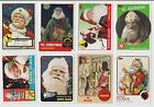 2007 Topps Santa Claus Holiday Complete (16) Card Set