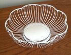 New Silver Plated Scalloped Bread Basket by Paul Revere Silversmiths