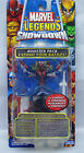 Marvel Legends Showdown Spider-Sense Spider-Man Booster Chase Toy Biz NIP S102-3