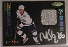 11-12 Cup Contenders Patch Auto #136 Martin St.Louis 100 100-Rangers lightning