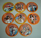 the DUKES of HAZZARD Argentina Plastic Token WHOLE SET trading cards collectible