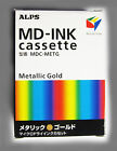 Alps MD Inks Metallic Gold MD Printer MDC METG