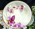 ANTIQUE RICHARD GINORI HAND PAINTED ITALY ARTIST SIGNED CHARGER PLATTER
