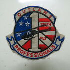 PATCH - 1st Pltn 175th Assault Helicopter Co. OUTLAWS PROFESSIONALS- 175th AHC