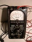 Vintage Triplett Multimeter Model 666-HH
