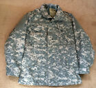 ~GENUINE US MILITARY ISSUE ACU SM REG M65 FIELD JACKET COAT COLD WEATHER GOLDEN