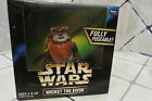 1998 Star Wars Action Collection 1/6 scale Wicket the Ewok Fully Poseable NEW