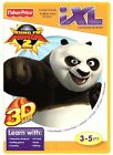 NEW Fisher Price iXL Learning System King Fu Panda 2 Game 3-7 Years