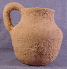Terra Cotta (Baked Clay) Jar with Handle, 3100 - 2900 BC