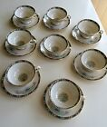 Lenox Mystic Cup And Saucer Set Of 8