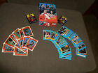 1983 TOPPS THE A-TEAM COMPLETE SET 66 CARDS + 12 STICKERS+ DISP. BOX+ WAX WRAP